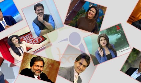 india's top 10 news anchors