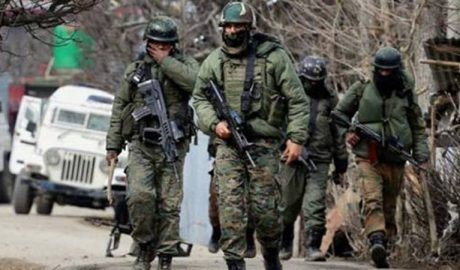 Anantnag encounter between security forces and militants